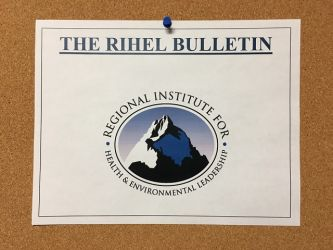 The RIHEL Bulletin