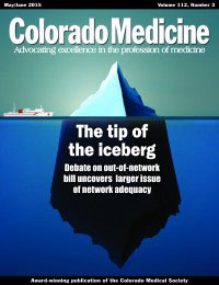 co medicine may june cover 2015