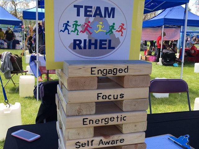 Make a Donation and Support Team RIHEL at the Denver Colfax Marathon